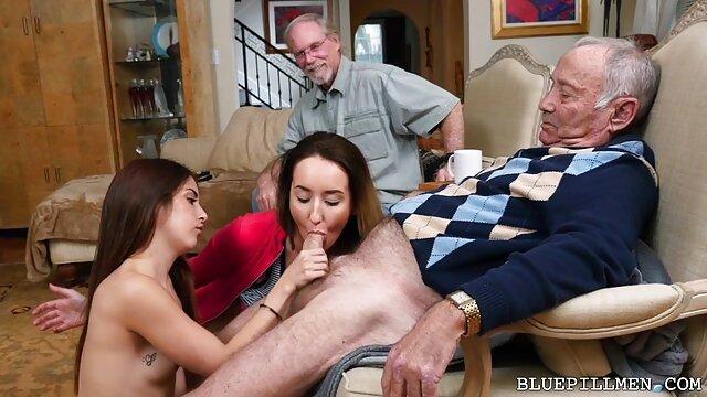 Sexy sesso a tre